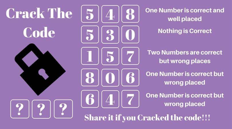Logic Maths IQ Questions with Answers | Logic math, Math ...