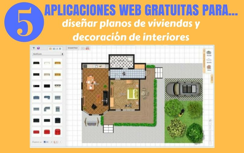 Sweet Home 3d Software Gratuito Para Diseno De Interiores Hacer