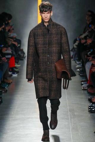 Bottega Veneta Fall 2014 Menswear Collection Slideshow on Style.com