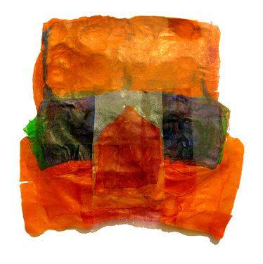 "Saatchi Online Artist Aviva Sawicki; Assemblage / Collage, ""Sofa House"" #art"