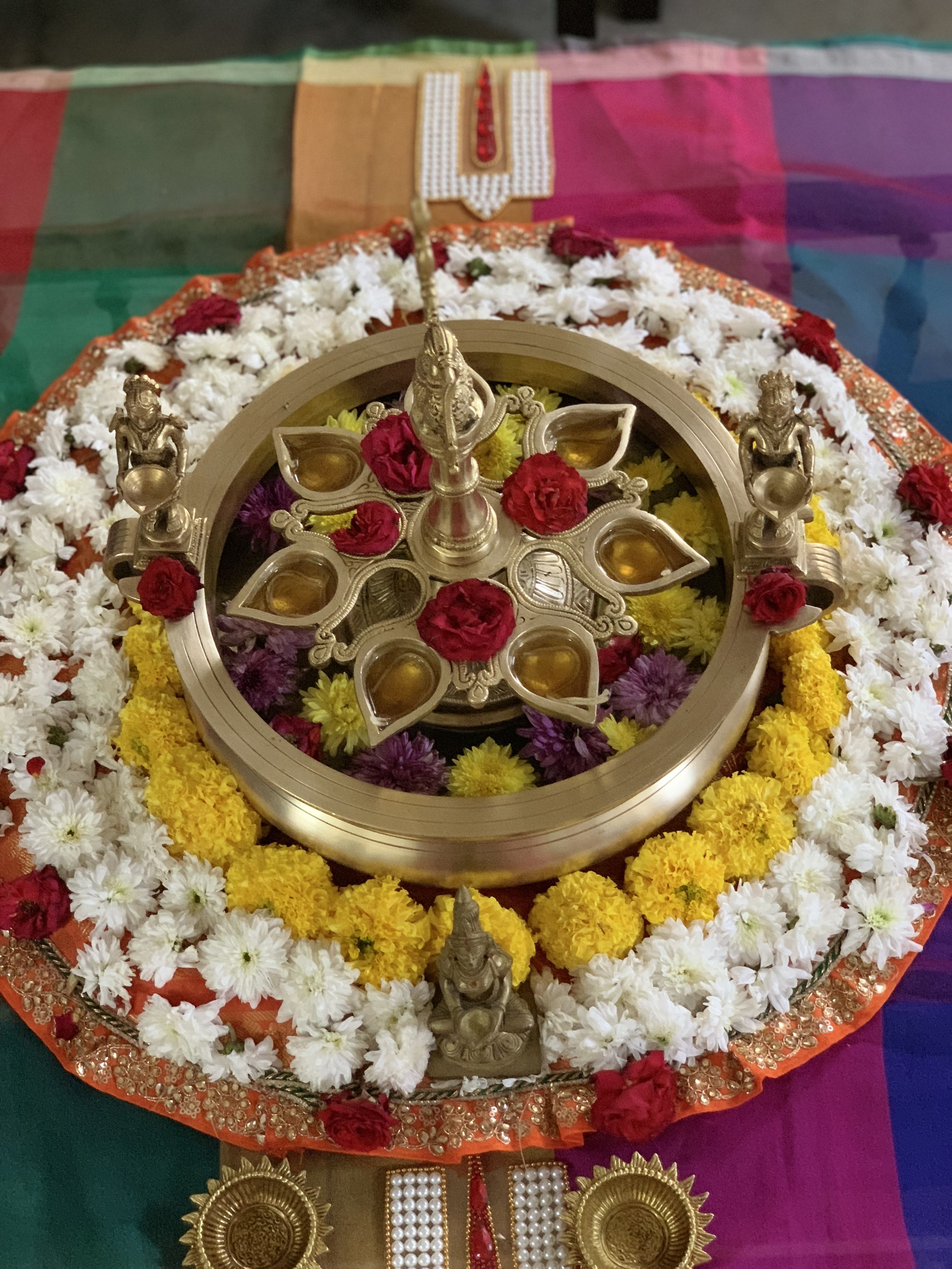 Pin On Puja Decorations