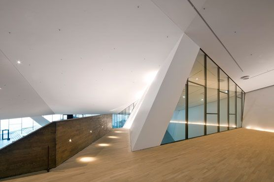 EYE Film Instituut Nederland te Amsterdam | Architecture in&out ...