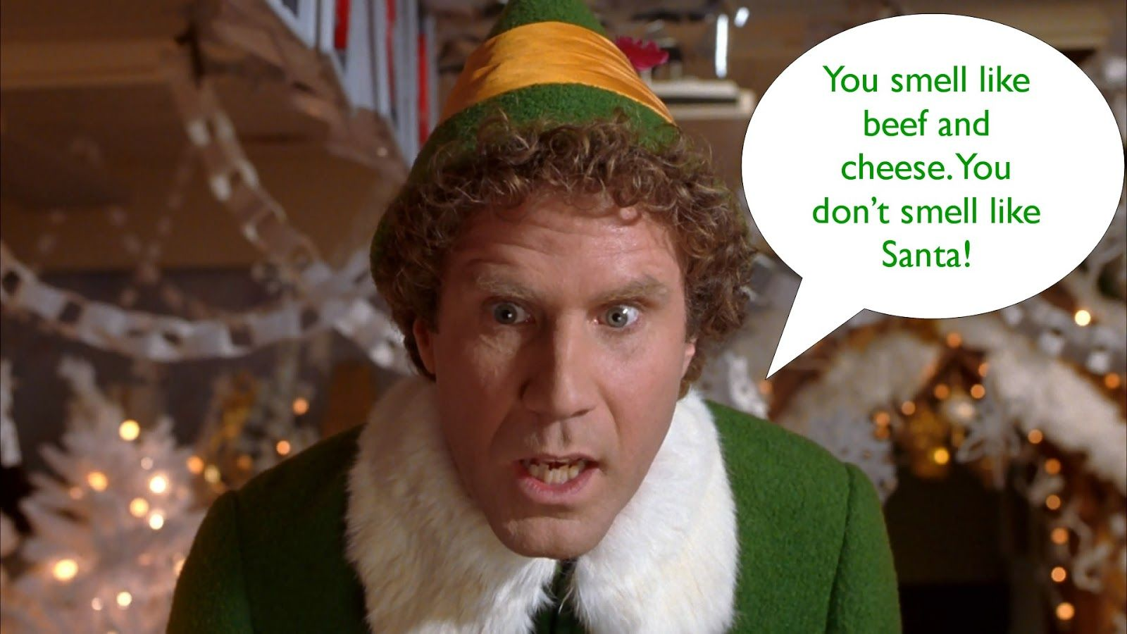 Buddy The Elf 3 Christmas Memes Just For Laughs Buddy The Elf