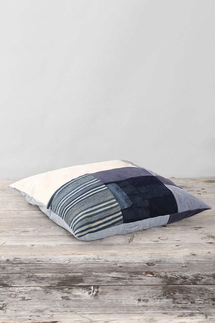 HYM Salvage X Urban Renewal Floor Pillow