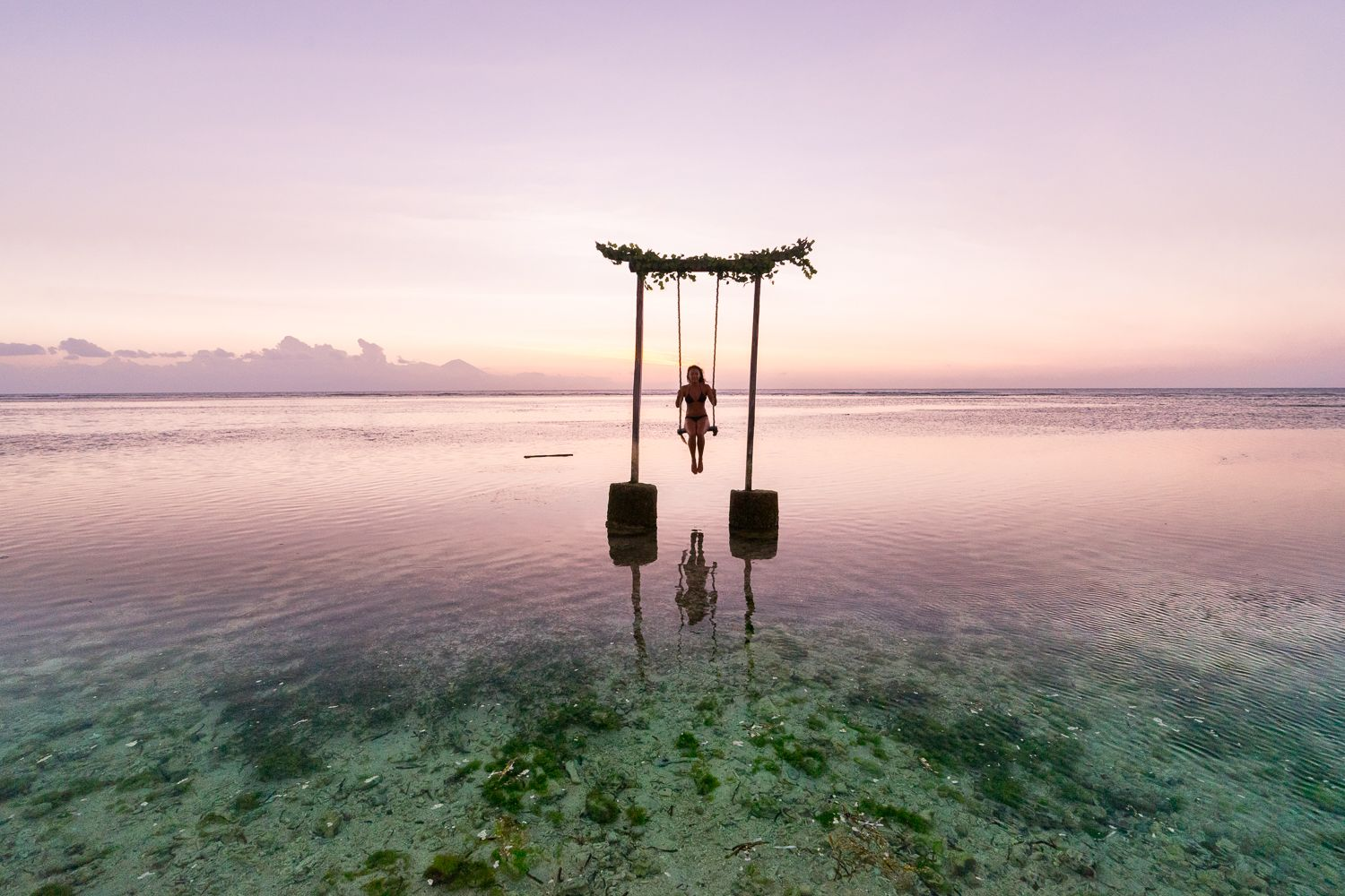 Floating above crystal clear water, to the backdrop of an amazing sunset, the Gili Trawangan swing is a great way to spend a sunset. But be prepared for...