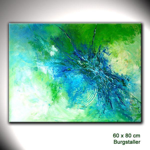 abstrakte moderne kunst malerei original bilder gemalde acrylbilder kaufen blumen gemälde modern kunstdrucke