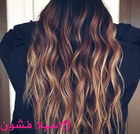 اومبري عسلي الوان صبغات الاومبري سيلا فشون Hair Styles Beauty Hair