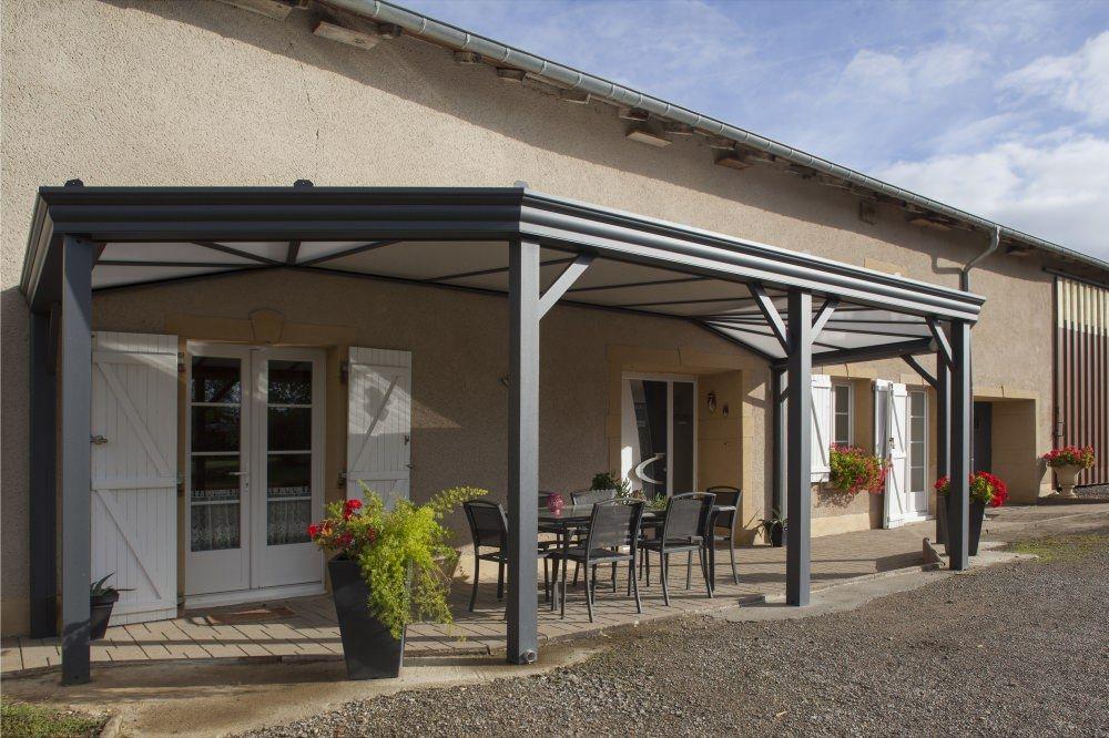 Auvents Pergolas Alu   Bois pour terrasse en Lorraine véranda
