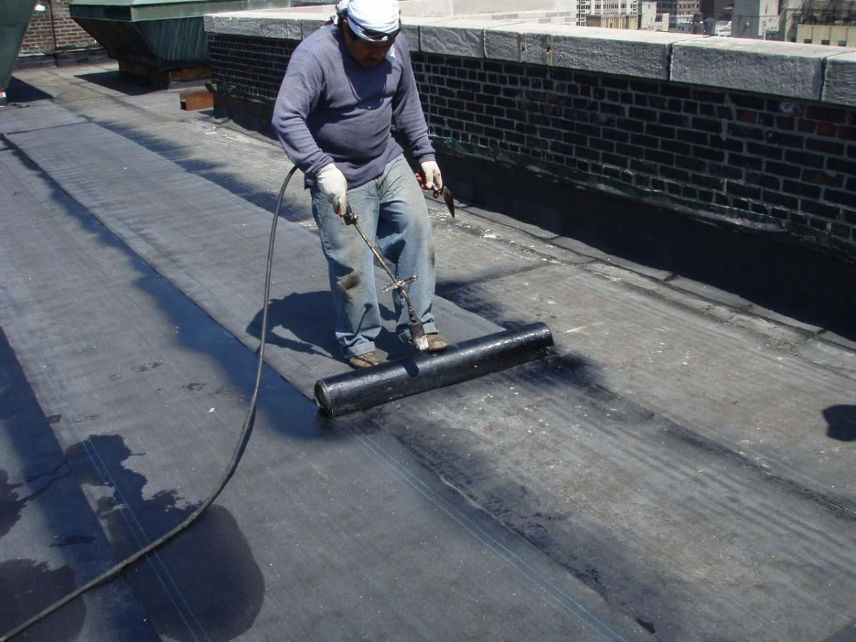 The Main Types Of Roof Waterproofing And The Ways Of Performing It In A Proper Way Xay Dựng Chồng Thảm