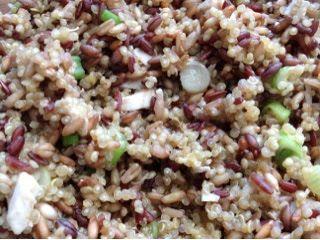 Nutritionally Well: Quinoa & Ancient Grains