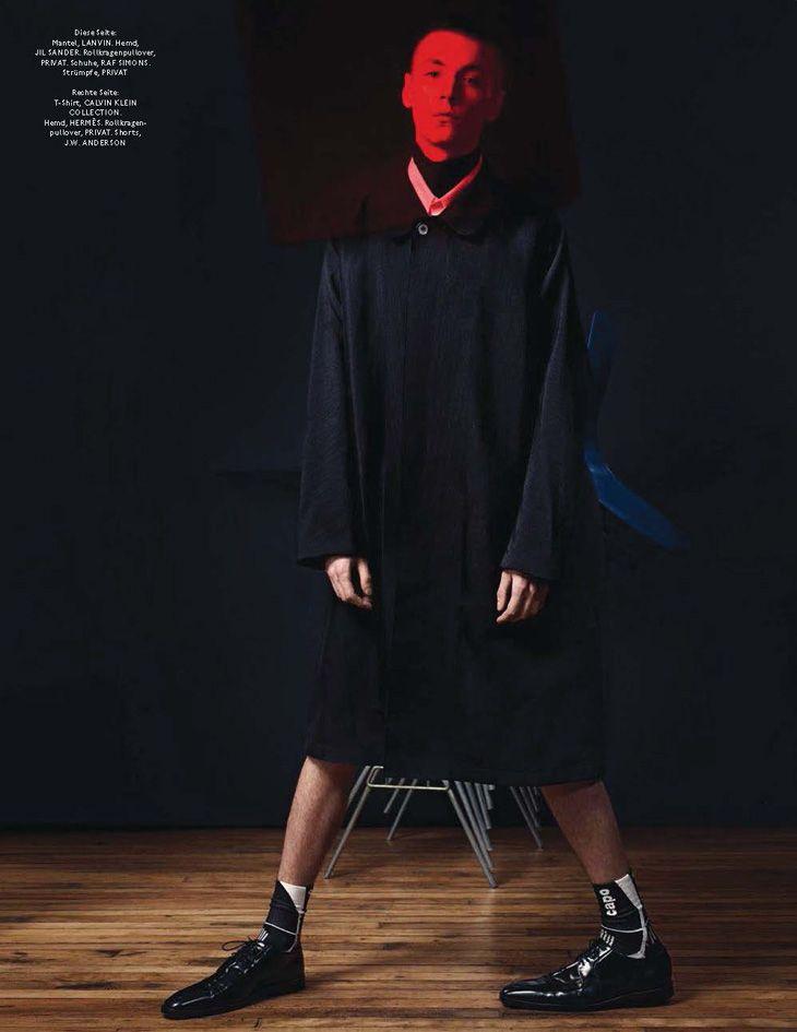 David Slijper  #fashion #menfashion #model