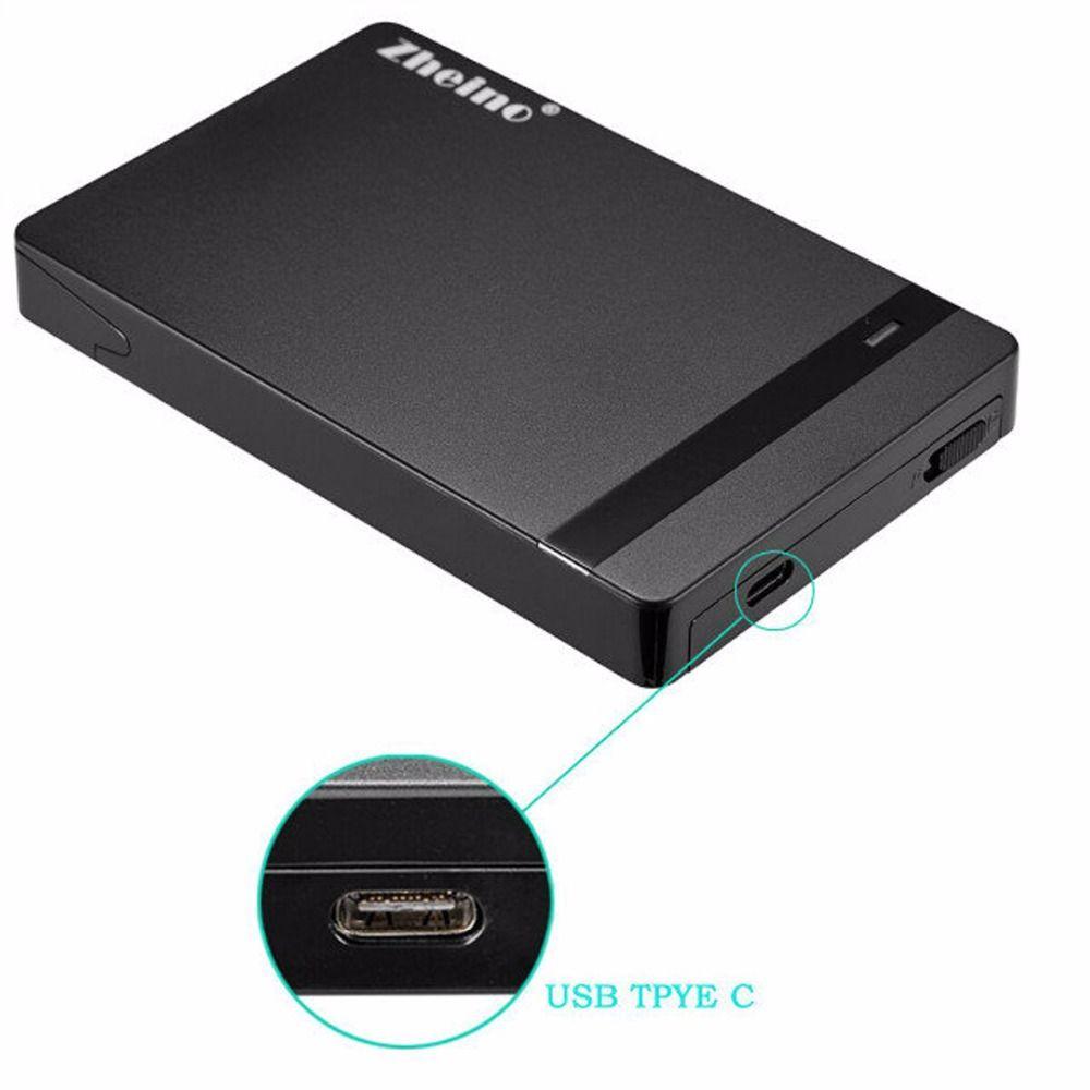 usb type c external hard drive