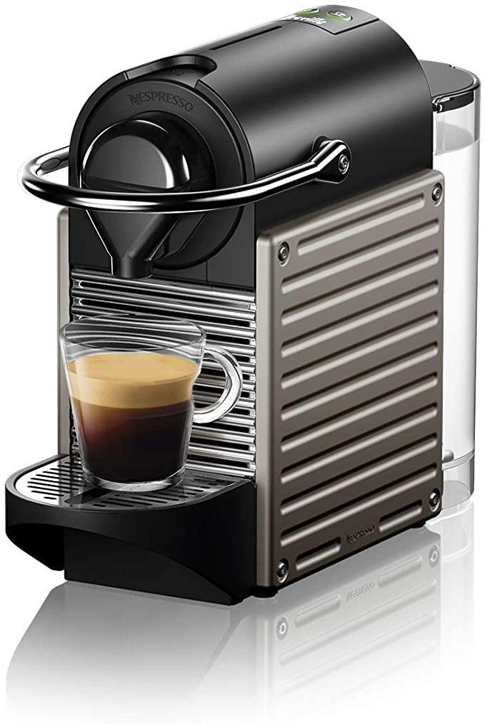 BrevilleNespresso USA BEC430TTN1BUC1 Nespresso Pixie by