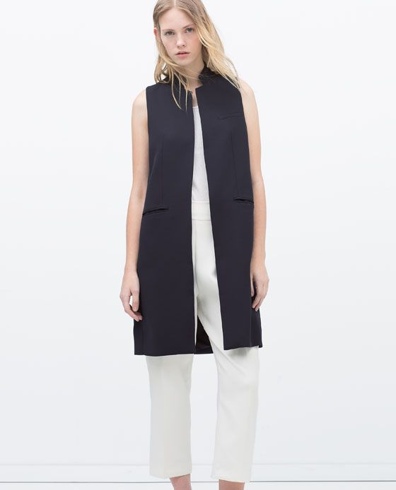 Shop waistcoat cheap online, you can get long, white and black waistcoat for women online at wholesale prices on forex-trade1.ga