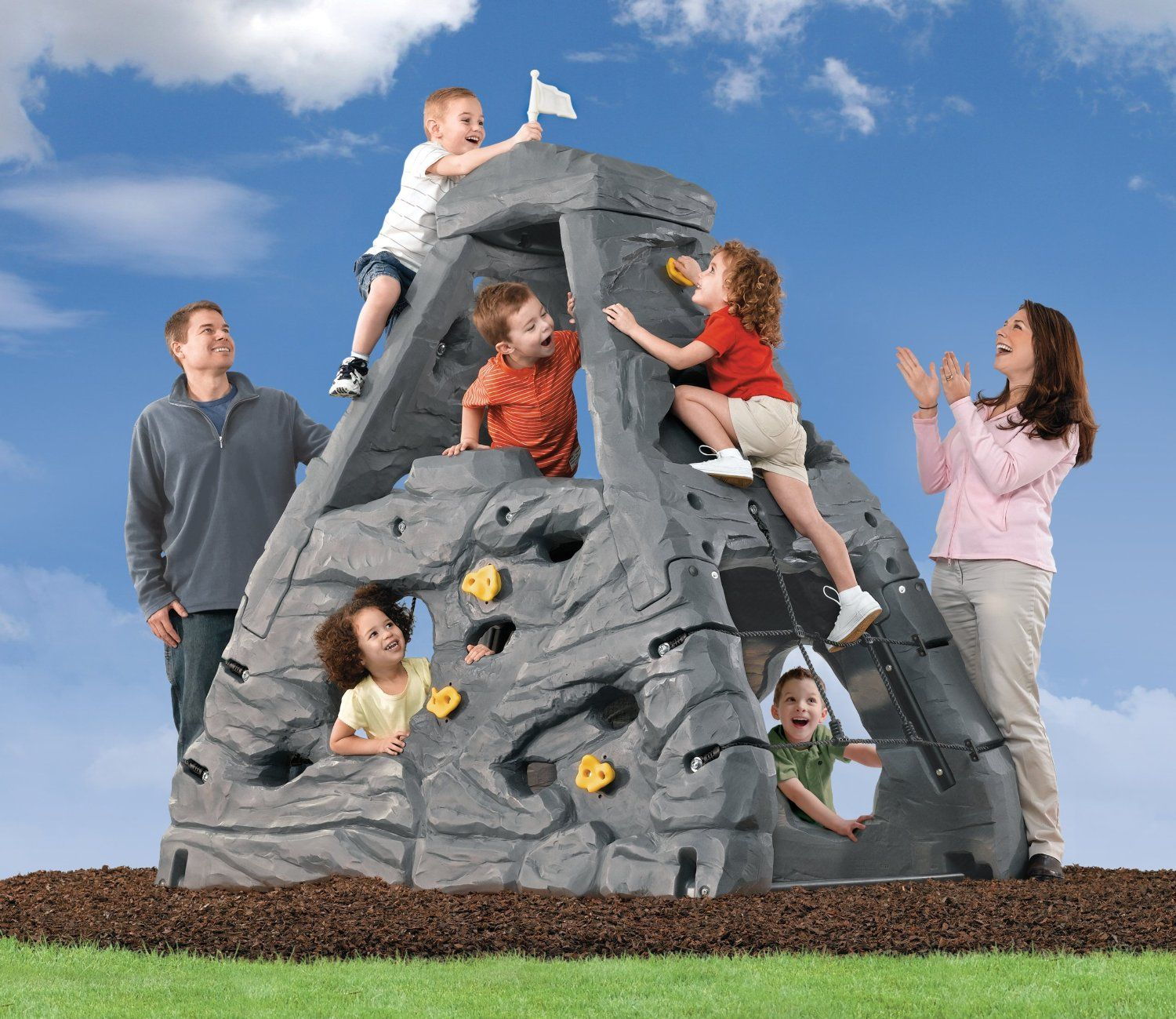 Kids indoor outdoor Rock climber Now this is FUN