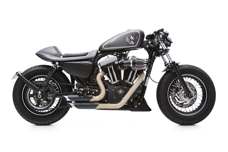 An Evil Harley Davidson Sportster 48 Yes Sir