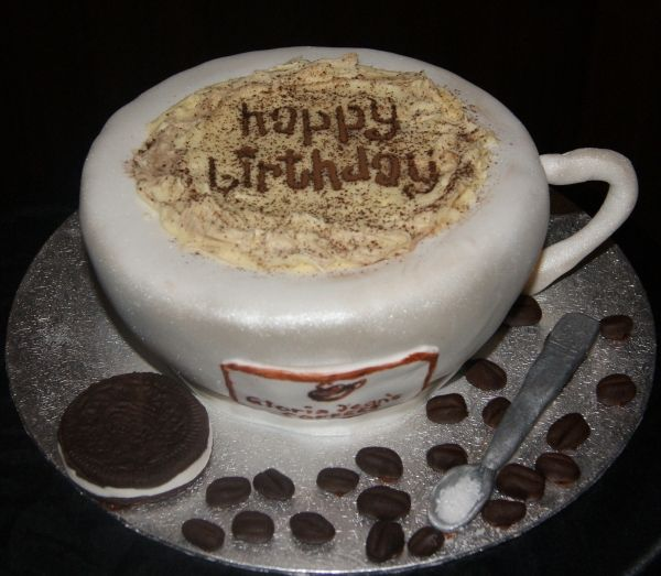 Coffee Mug Shaped Cake - Bing Images