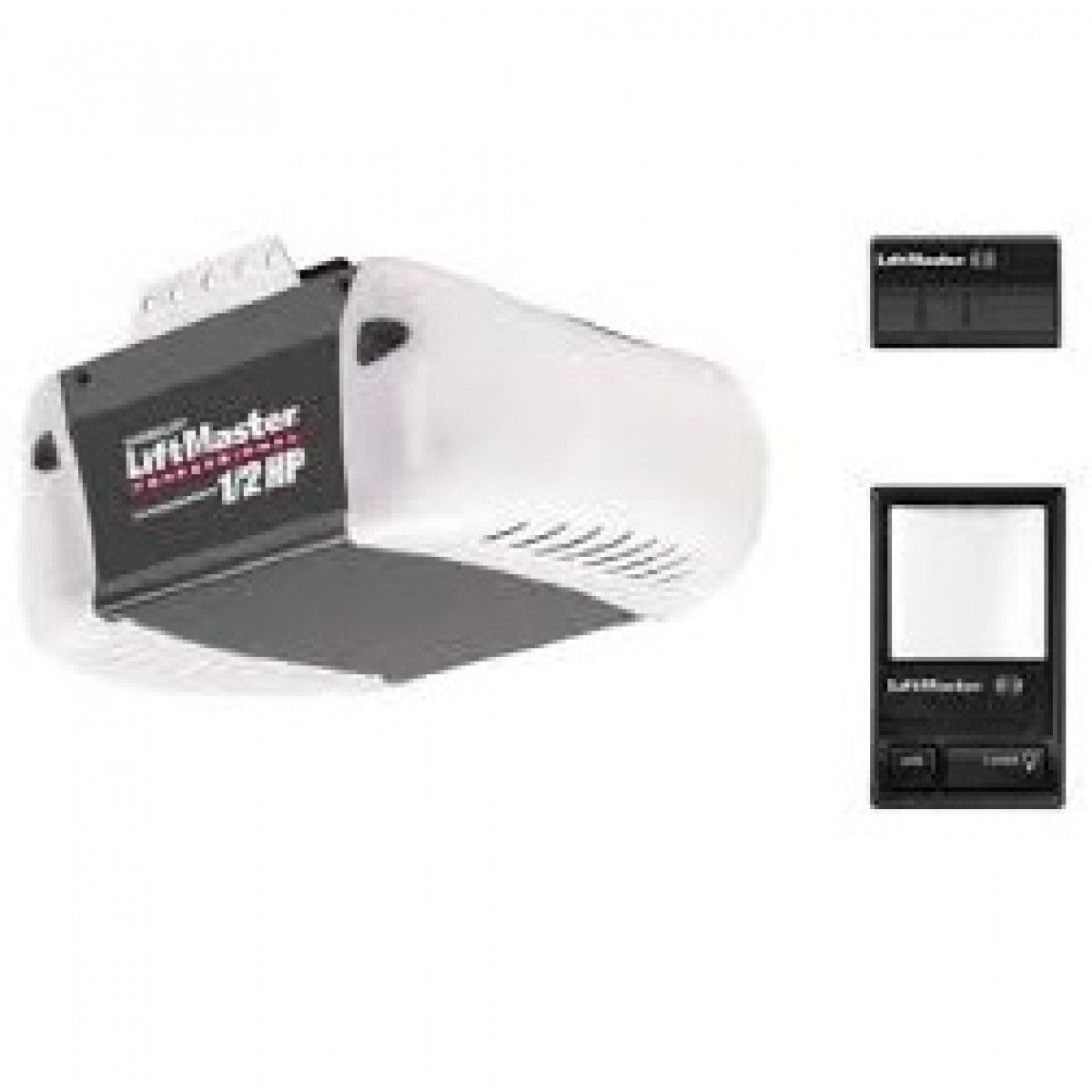 Liftmaster 3240 Premium Series 1 2 Hp Ac Screw Drive Garage Door Opener Liftmaster Garage Door Opener Liftmaster Liftmaster Garage Door
