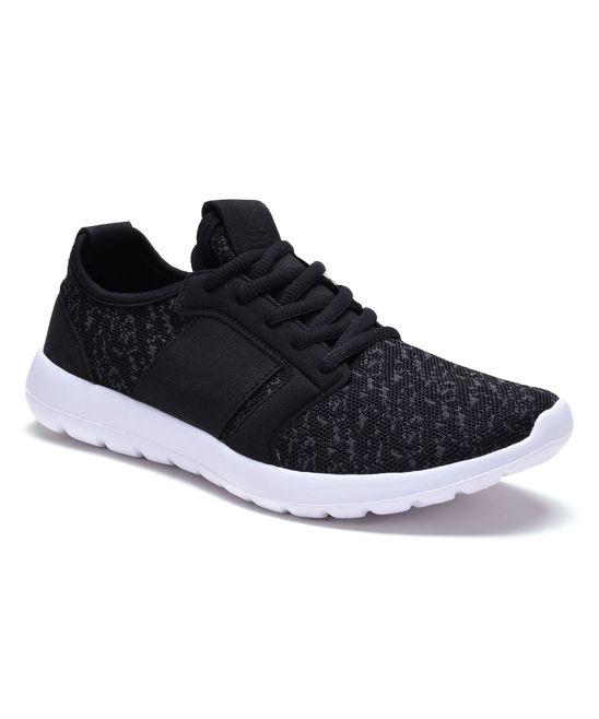 Black Soft Sneaker