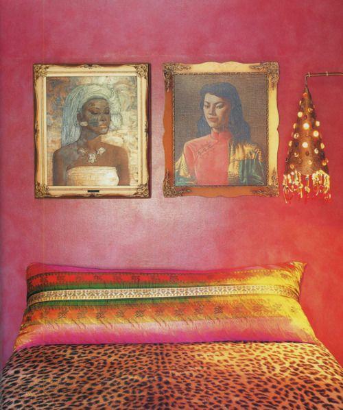 Mediterranean Interior Design: Living Room, Bedroom & Bathroom ...