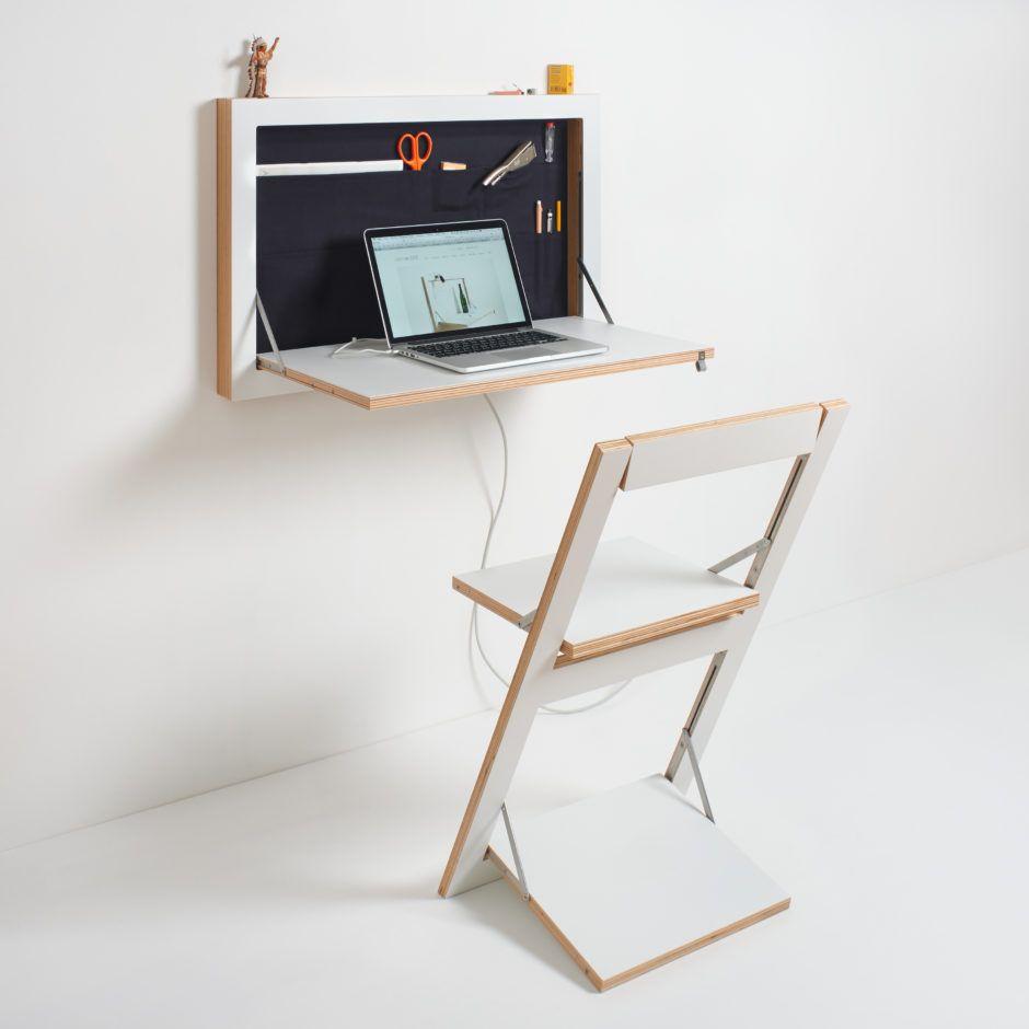 Klappschreibtisch Fur Die Wand Schreibtisch Klapptisch Tisch