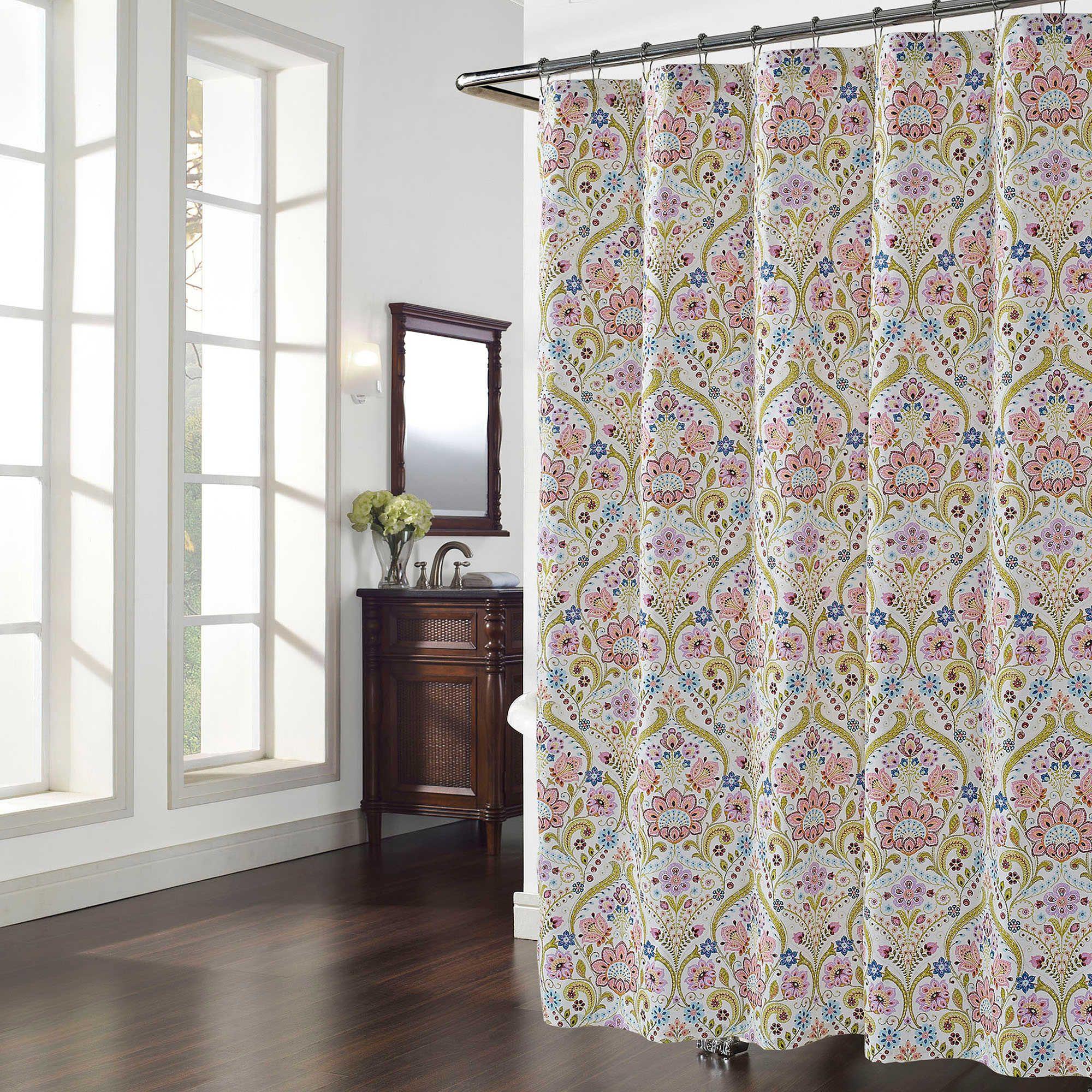 Zara Shower Curtain