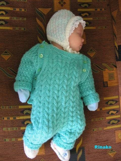 Вязание для новорожденного связать спицами 11
