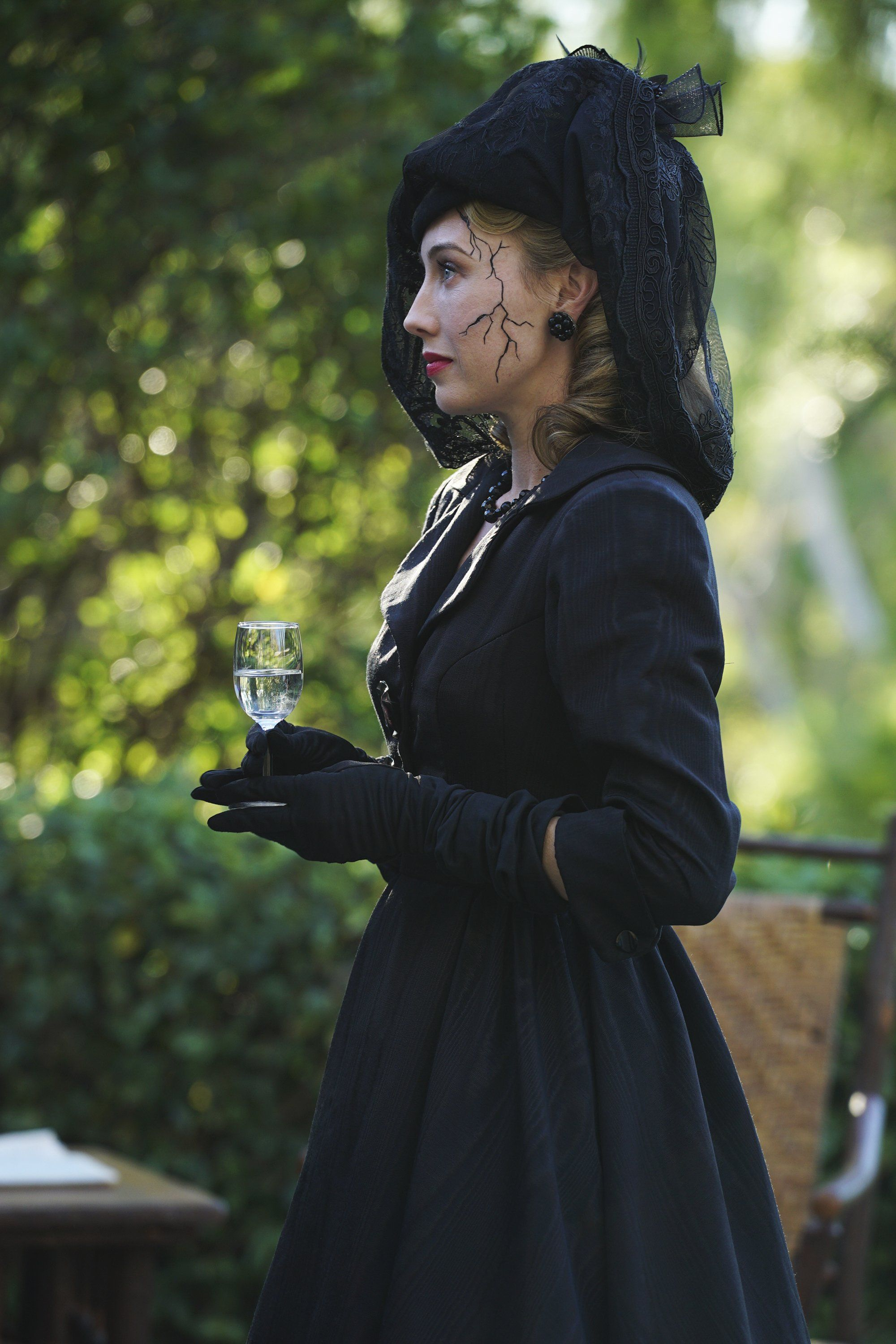 Whitney Frost in Agent Carter