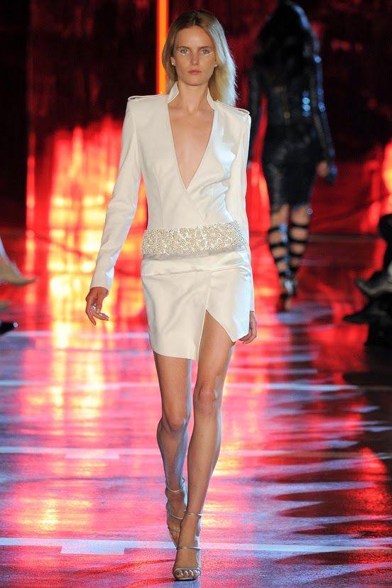 ANDREA JANKE Finest Accessories: Paris Haute Couture | Alexandre Vauthier Fall/Winter 2014/15 Couture #AlexandreVauthier #ParisHauteCouture #HauteCouture #Fashion