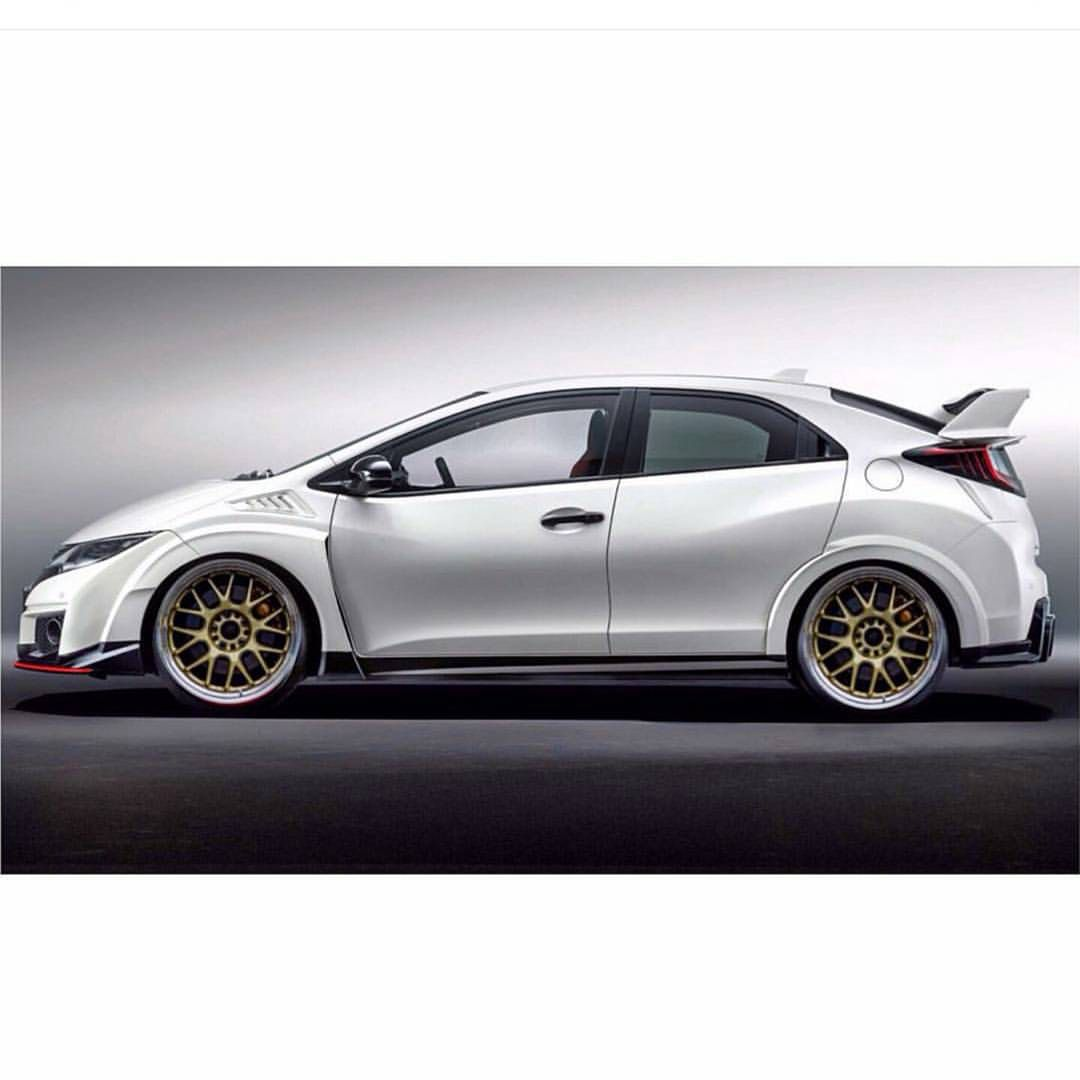 The beast Honda civic type r, Honda civic hatchback