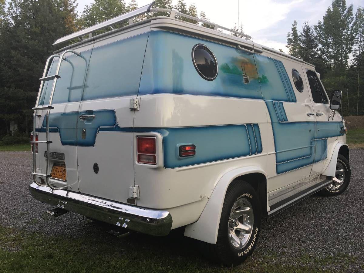 1977 Chevy Custom Van - cars & trucks - by owner - vehicle automotive sale  | Custom vans, Gmc vans, Chevy van