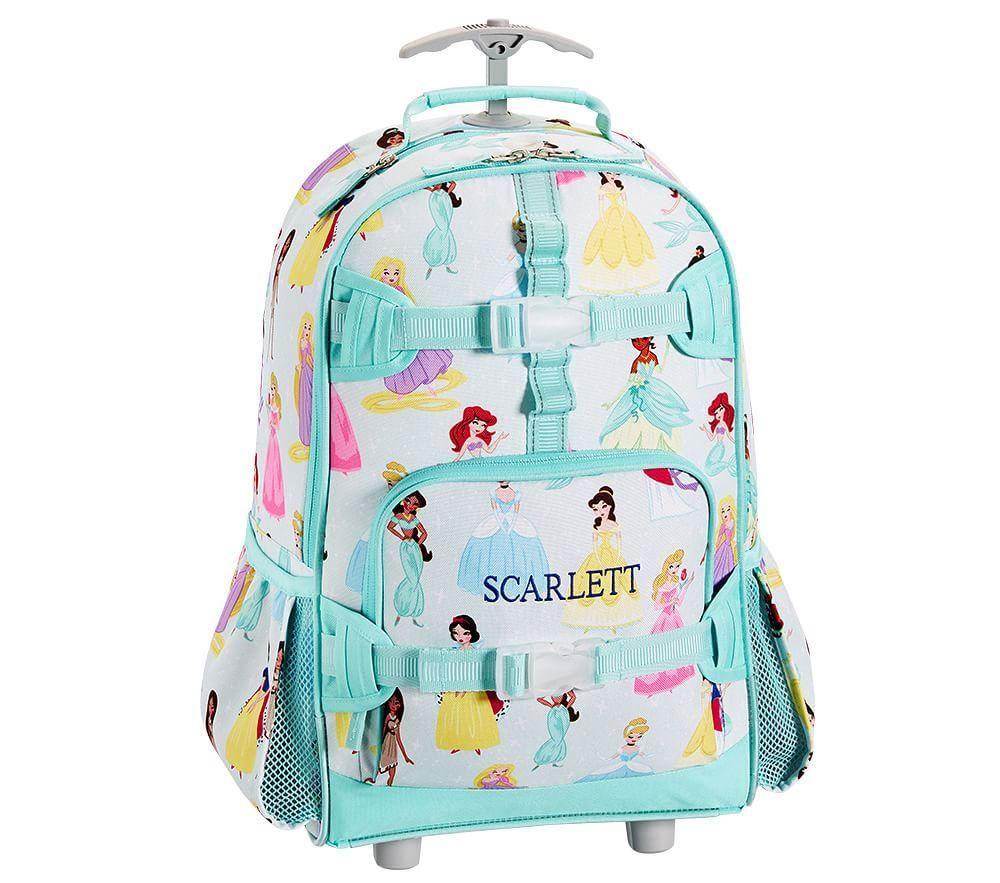 Mackenzie Aqua Disney Princess Backpack Disney Princess
