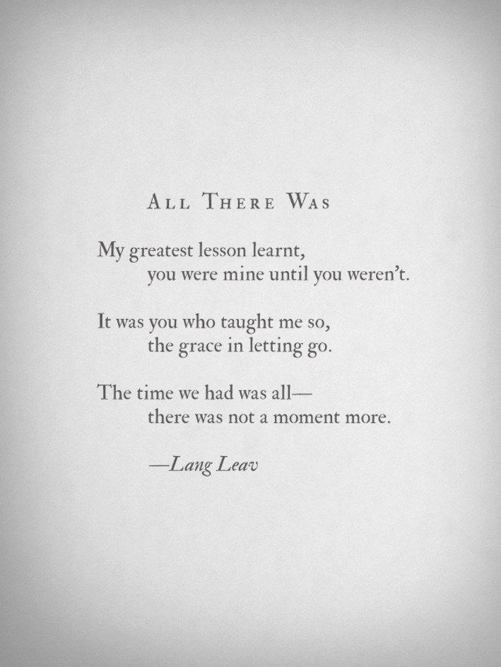 handcrafted in virginia - langleav: Love & Misadventure by Lang Leav now...