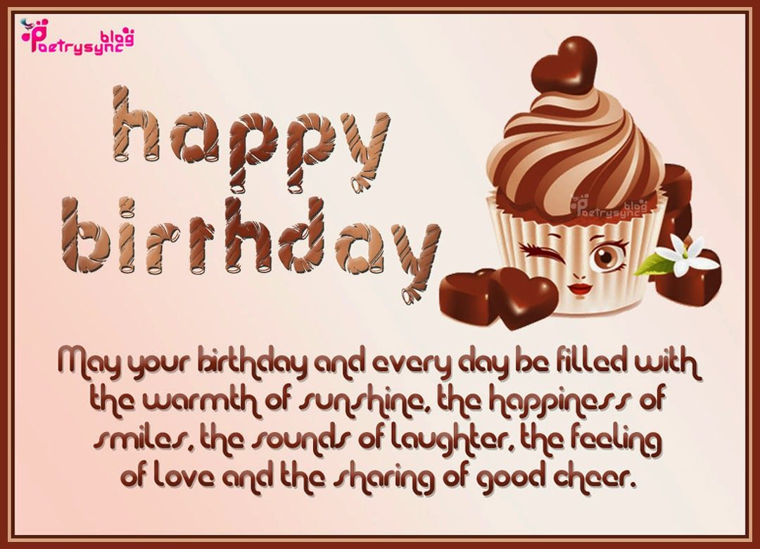 happy birthday messages Best 4me Pinterest – Greetings of Happy Birthday