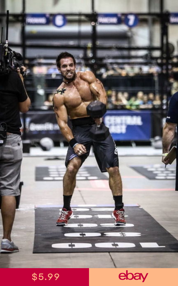 014 Rich Froning Jr. Professional CrossFit Athlete Games