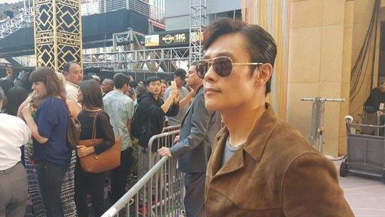 アカデミー賞、イ・ビョンホンと一緒に、その栄光の現場で! :ネイバーブログ