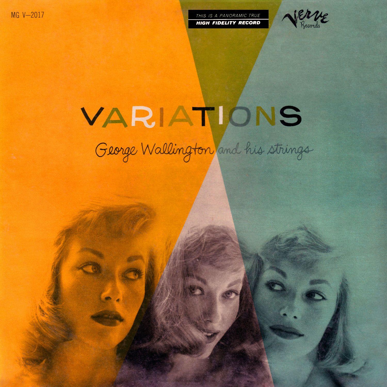 George Wallington - Variations (1954)