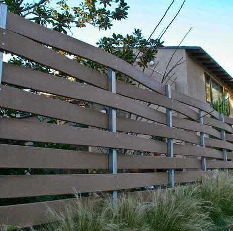 Cercos perimétricos para casas, diseños en diferentes