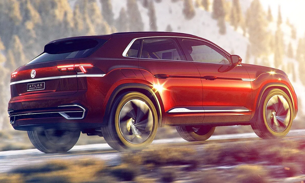 The New 2020 VW Atlas Specifications & Review