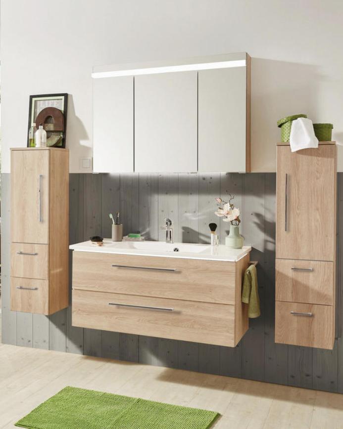 Badezimmer NV.204, Bad Idee, Badausstattung, Badezimmereinrichtung,  Badmöbel Aus Holz,
