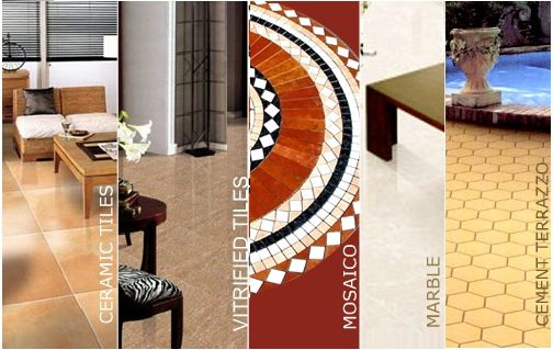 Dorable Different Types Of Floor Tiles In India Ornament - Best Home ...