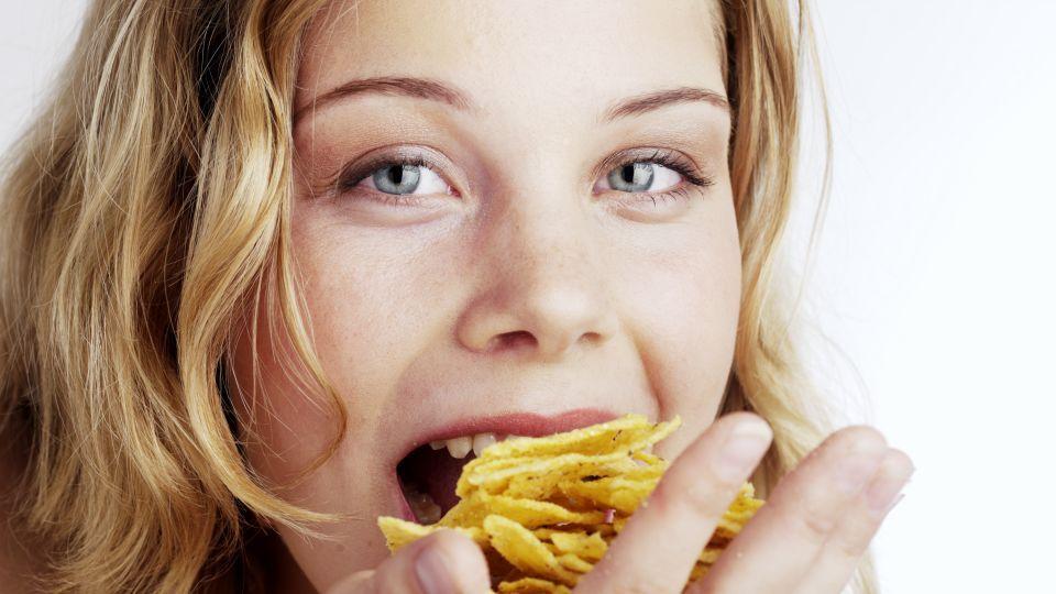 Dagens efterårstip: Lav jeres egne chips | GO'