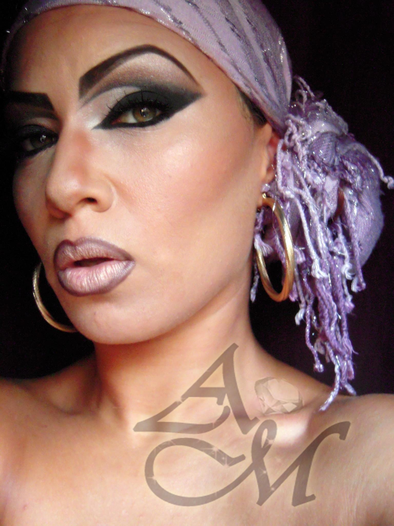 Drag queen makeup tutorial lgbtq pinterest baditri Images