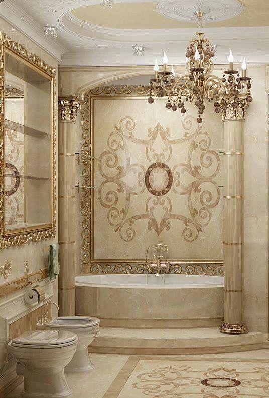 Tile design decoración Pinterest Baños, Baño y Baños lujosos - baos lujosos