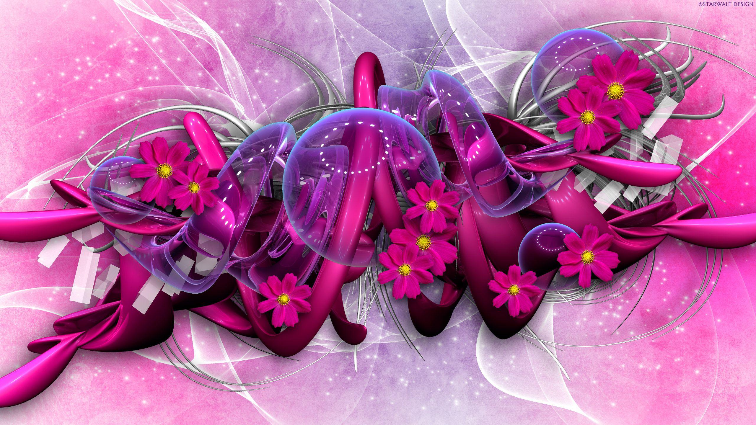 Pink by Gina (StarwaltDesign) http://www.starwalt.com/HD_7.html