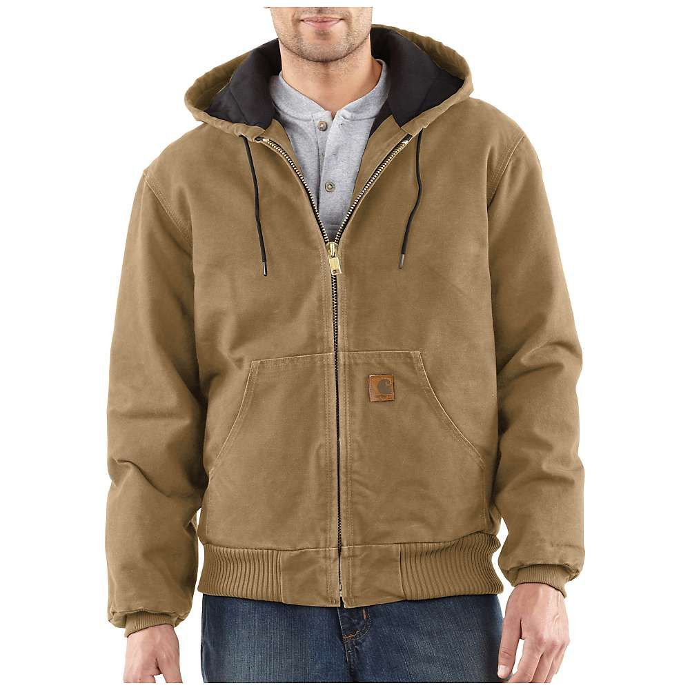 Carhartt Duck Active Jacket Chaqueta para Hombre