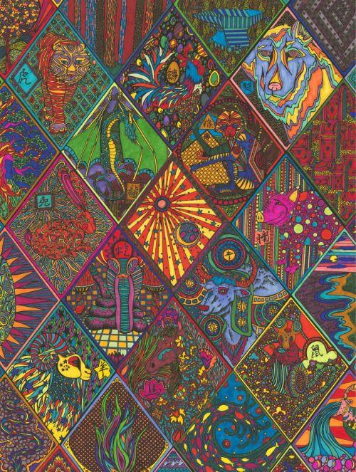 celestial mosaic