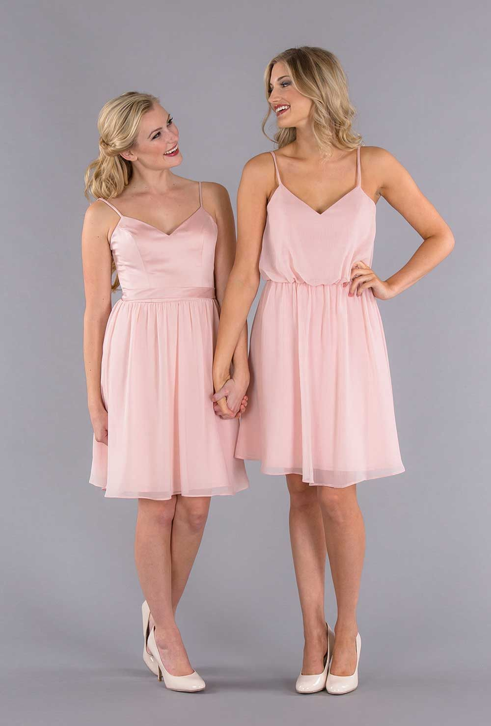 Kennedy Blue Bridesmaid Dresses Blair and Jodie | Kennedy Blue ...