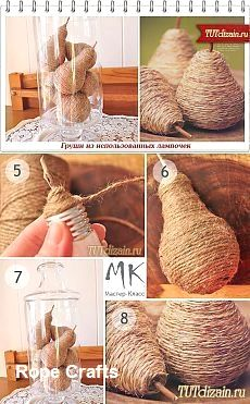 Best DIY Crafts with Ropes