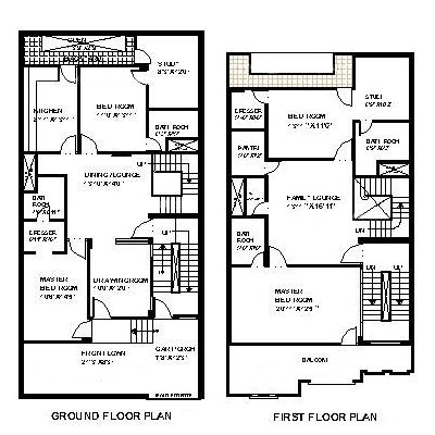 House Map Design 30 X 35 1800 Sq Mtr House Map Cardiology